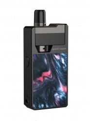 Kit Geekvape Frenzy Black Ghost Tip POD, 950 mah, Optimizat Nicsalts