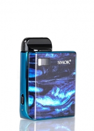 Kit SMOK Mico Prism Blue tip All in One Pod cu functionare Automata, baterie 700 mah, Pod reutilizabil 1.7 ml, 2 Pod-uri Incluse