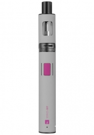 Kit Tigara Electronica Jac Vapour SERIES-S17 Grey Pink, 900 mAh, 1.8 ml Topfill Tank MTL / DTL, Rezistenta 1 Ohm inclusa, Proiectat in UK