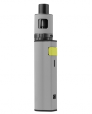 Kit Tigara Electronica Jac Vapour SERIES-S22 Grey Yellow, 2600 mAh, 2ml Topfill Tank MTL/ DTL, Rezistenta 1 Ohm inclusa, Proiectat in UK