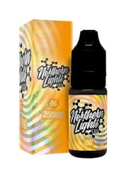 Lichid CBD Northern Lights CBD OG, 10ml, 250mg, CBD Organic, Concentratie 2.5%, fara THC, fabricat in UK, Calitate Premium