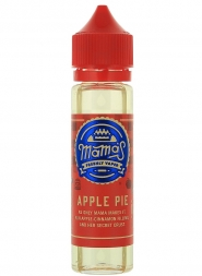 Lichid Tigara Electronica Handcrafted Mama's Apple Pie, 50ml, Calitate Premium, Fara Nicotina, 70VG / 30PG, Fabricat in USA, Shortfill 60ml