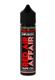 Lichid Tigara Electronica Infusion Vape Co Red Affair, 50ml, Fara Nicotina, 50%VG / 50%PG, Fabricat in UK