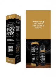 Lichid Tigara Electronica Premium Baccy Roots Original, 50ml, Fara Nicotina, 70VG / 30PG, Fabricat in UK, Shortfill 60ml