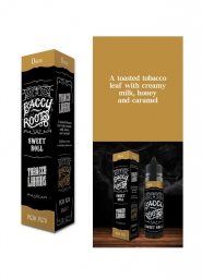 Lichid Tigara Electronica Premium Baccy Roots Sweet Roll, 50ml, Fara Nicotina, 70VG / 30PG, Fabricat in UK, Shortfill 60ml