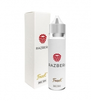 Lichid Tigara Electronica Vape Premium Froot Razberi, 50ml, Fara Nicotina, 70VG / 30PG, Fabricat in USA, Recipient Shortfill 60ml