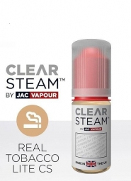 Lichid Tigara Electronica Premium Jac Vapour Clear Steam Real Tobacco Silver 10ml, Cu Nicotina , High PG, Fabricat in UK