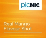 Pachet 60ml Lichid Tigara Electronica Premium Jac Vapour Real Mango, Nicotina 3mg/ml, 80%VG 20%PG, Fabricat in UK, DiY