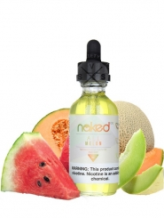 Lichid Tigara Electronica Premium Naked All Melon, 50ml, Fara Nicotina, 70VG / 30PG, Shortfill 60ml, Fabricat in USA