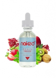 Lichid Tigara Electronica Premium Naked Brain Freeze, 50ml, Fara Nicotina, 70VG / 30PG, Shortfill, Fabricat in USA