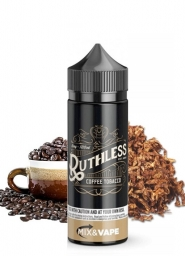 Lichid Tigara Electronica Premium Ruthless Coffee Tobacco 100ml, fara nicotina, 70VG / 30PG, made in USA