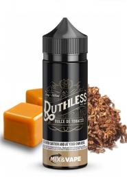 Lichid Tigara Electronica Premium Ruthless Dulce De Tobacco 100ml, fara nicotina, 70VG / 30PG, made in USA