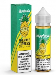 Lichid Tigara Electronica Premium Vapetasia Pineapple Express, 50ml, Fara Nicotina, 70VG / 30PG, Fabricat in USA, Shortfill 60ml