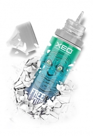 Lichid Tigara Electronica Premium Xeo FreeX Cutthroat Djinn, 50ml, Fara Nicotina, 60%VG si 40%PG, Fabricat in Germania, Recipient 60ml