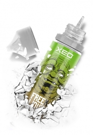 Lichid Tigara Electronica Premium Xeo FreeX Muddy MacMunty, 50ml, Fara Nicotina, 65%VG si 35%PG, Fabricat in Germania, Recipient 60 ml