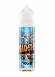 Lichid Tigara Electronica Slush City Orange, 50ml, Fara Nicotina, 80%VG / 20%PG, Fabricat in UK