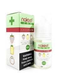 Lichid Vape Naked CBD Lava Flow, 30ml, 600 mg, Izolat CBD, 2%, fara THC, fabricat in USA, Calitate Premium