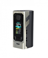 Mod Tigara Electronica iJoy Captain X3 Black, 324W, Control Temperatura, Display OLED, Calitate premium