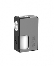 Mod Tigara Electronica mecanic VandyVape Pulse BF Squonk Box Mod Grey