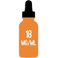 Concentratie 18 mg/ml