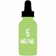 Concentratie 5 mg/ml